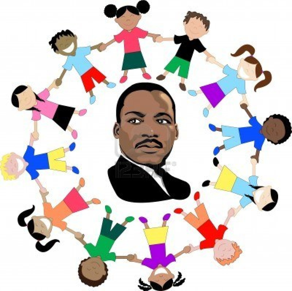Martin Luther King Jr Day Clipart King 2014 St Francis De Sales