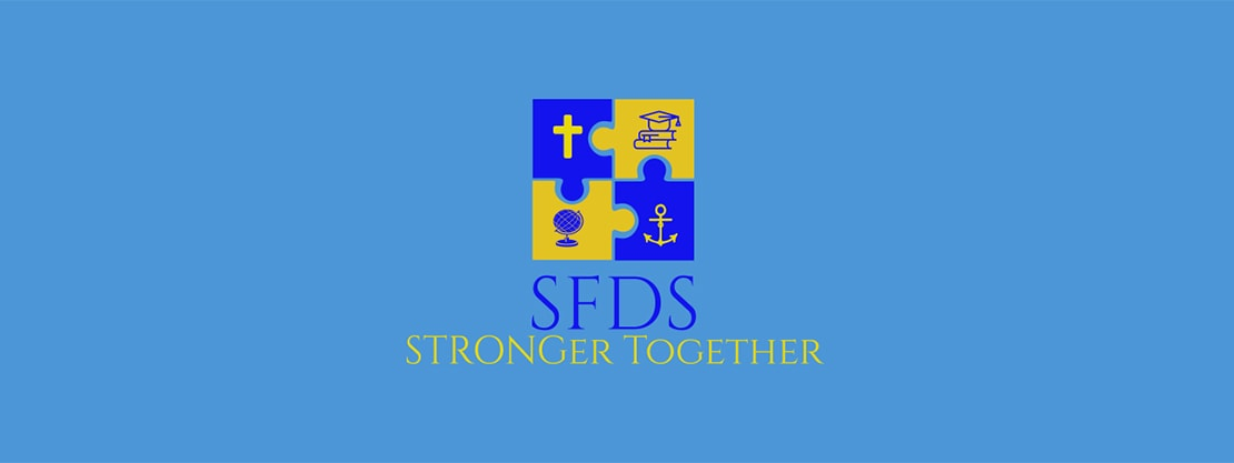SFDS Stronger Together logo