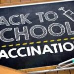 Back to School Vaccinations