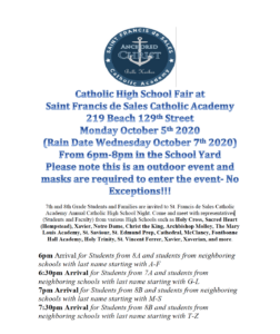 High School Fair